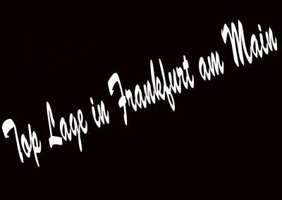 #GASTRONOMIEFLÄCHE #1A LAGE #MIT TERRASSE #FRANKFURT AM MAIN #2020-541